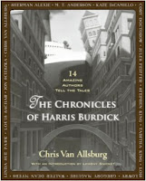 bookcover of THE CHRONICLES OF HARRIS BURDICK