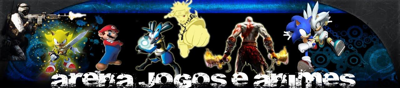 Arena Jogos e Animes