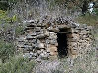 Barraca de vinya del Pla de Cardona