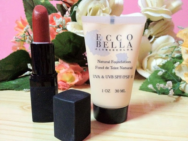 Giveaway: Win International Giveaway Of Eccobella Cosmetics