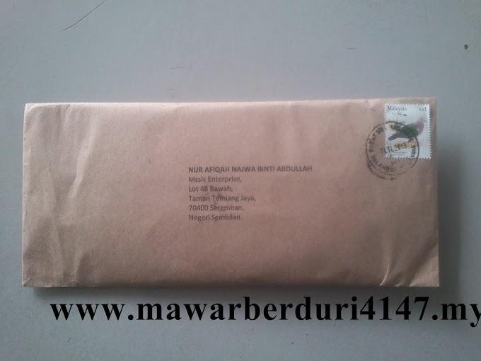 Hadiah GA 3000 SLE Supporters Giveaway