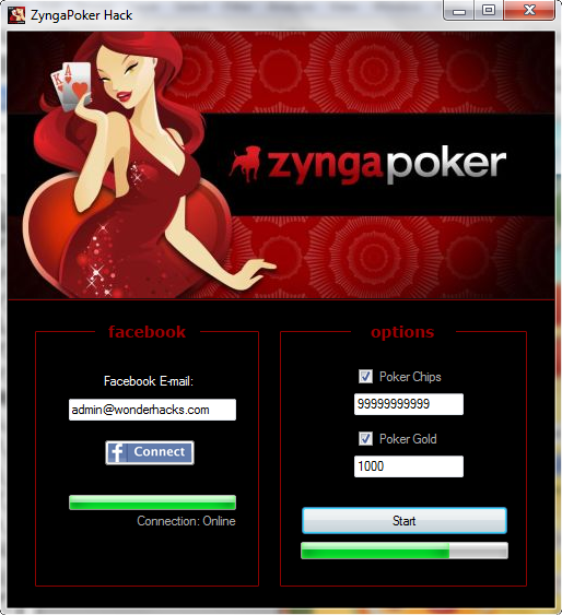 How to hack zynga poker chips on facebook crap test sources