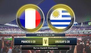 prancis+u20+vs+uruguay+u20 Prediksi Prancis U20 vs Uruguay U20 14 Juli 2013