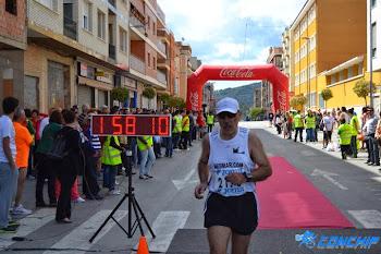 """IªMedia Maratón """"Ruta del Vino"""" Bullas (Murcia)"""