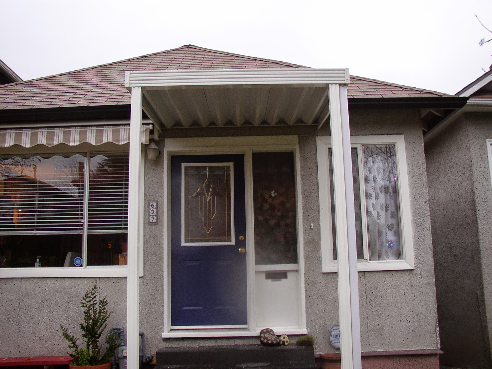 Awnings And Patio Covers