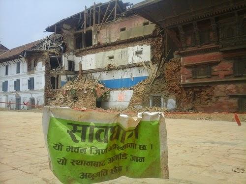 earthquake kathmandu