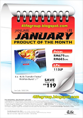 Product Of The Month - January 2012