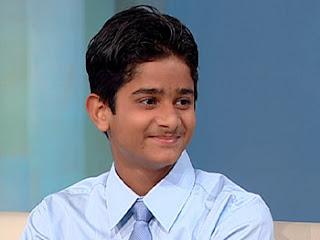 5 Anak Ajaib Dan genius Islam Yang Menggemparkan Dunia - Akrit Jaswal