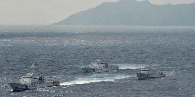 Bara sengketa di atas Laut China