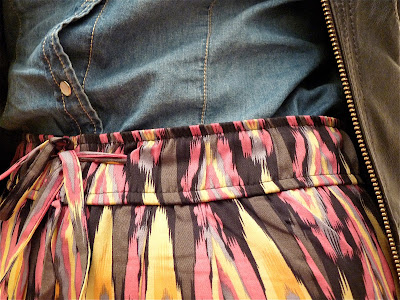 Look Street Style Fashion Vaudeville & Burlesque Urban Outfitters Stradivarius Gap Etam Monoprix Lou Even