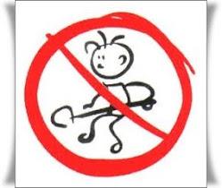 diga não ao trabalho infantil
