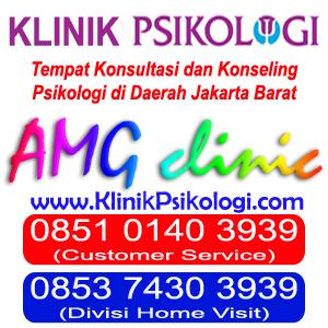 Tempat Konsultasi dan Konseling Psikologi di Daerah Jakarta Barat