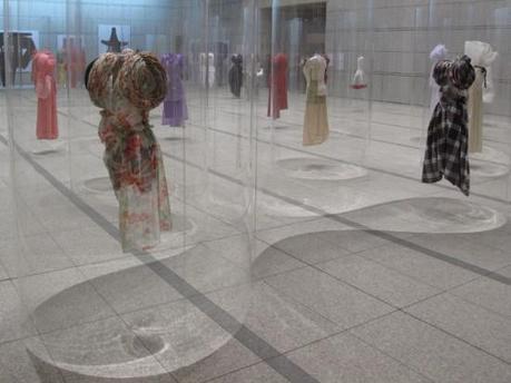 Comme des Garcones Tokyo Exhibition