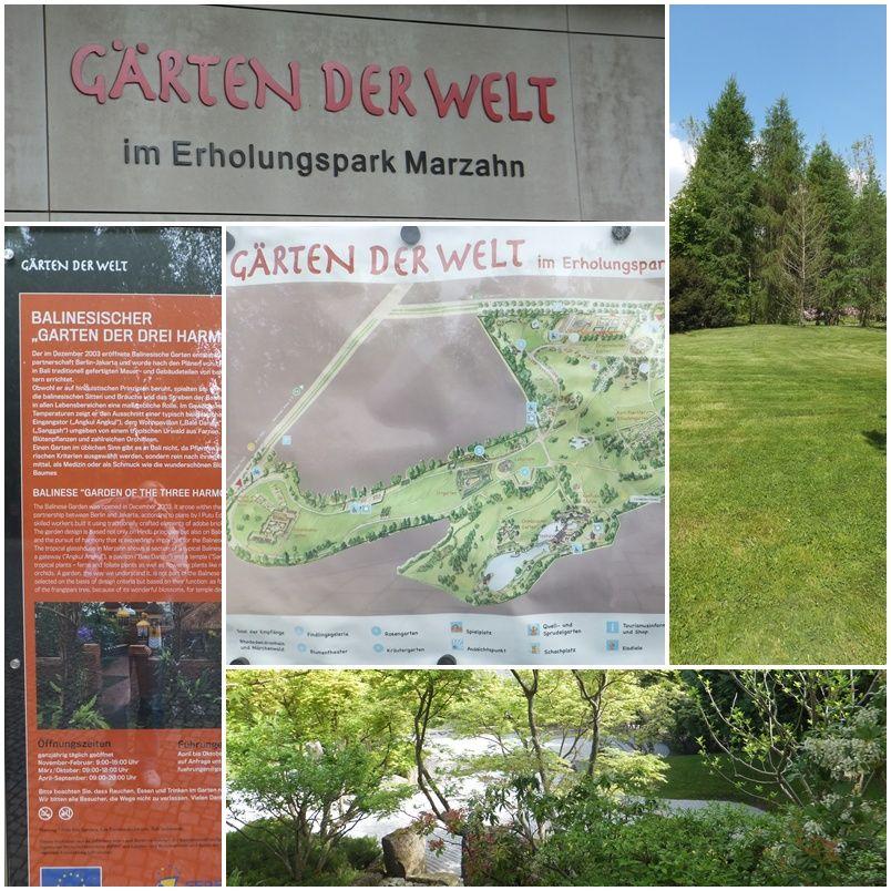 Orientalischer Garten Marzahn: Gwendolins Baustellen: Berlin-Marzahn Und Mehr