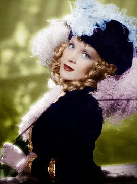 "Marlene, en "" La Condesa Alexandra """