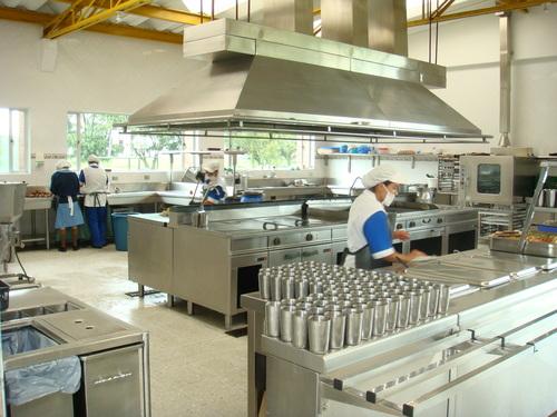 Glosario cocina for Cocina industrial