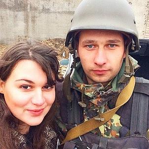 Алферова Ольга фото с бойфрэндом