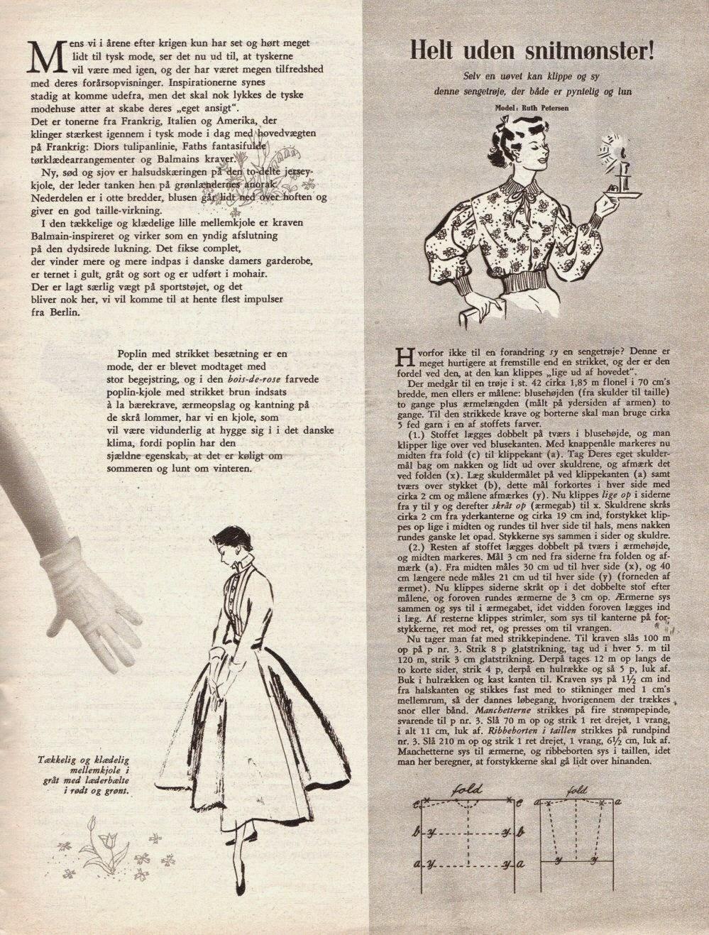 ALT for Damerne, 1954, nr. 5