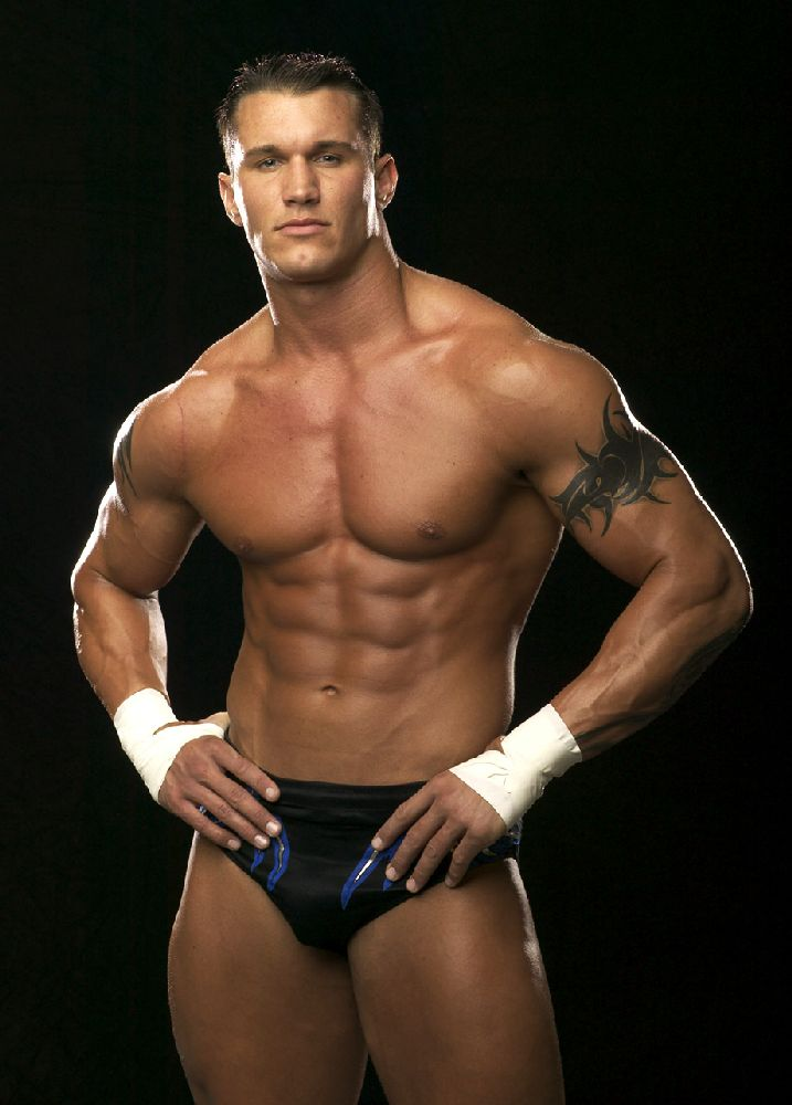 Wrestling WWE - Randy Orton
