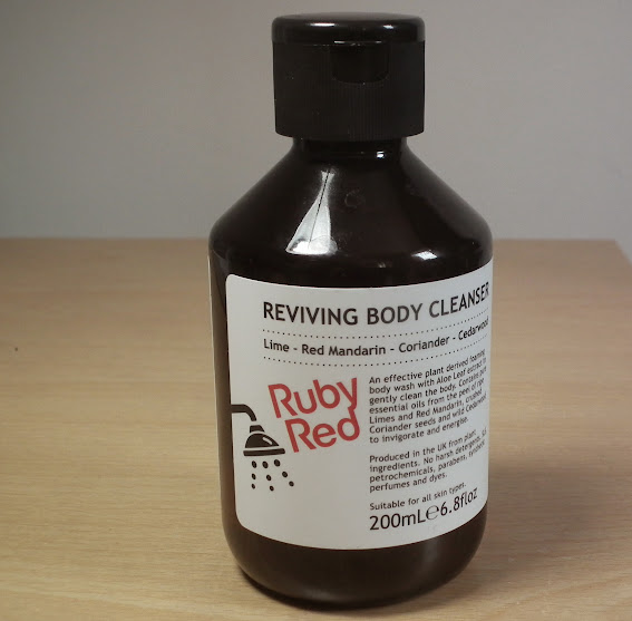 Ruby Red Reviving Body Cleanser Reviews