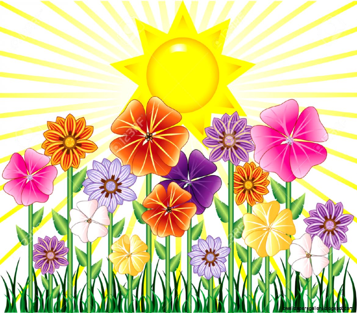 Spring day flowers wallpapers gallery view original size mightylinksfo