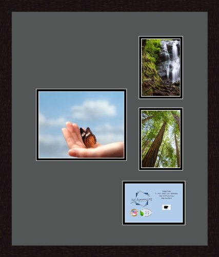 Collage Frame Photo Mat Double Mat