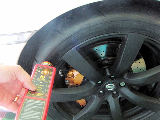 How To Reset Tpms Light Without A Consult Iii 2009gtr Com