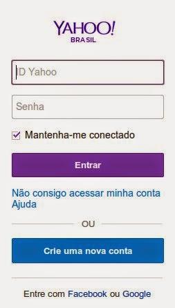 Fazer e-mail do Yahoo fácil e gratuito