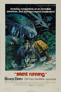 Silent Running film poster