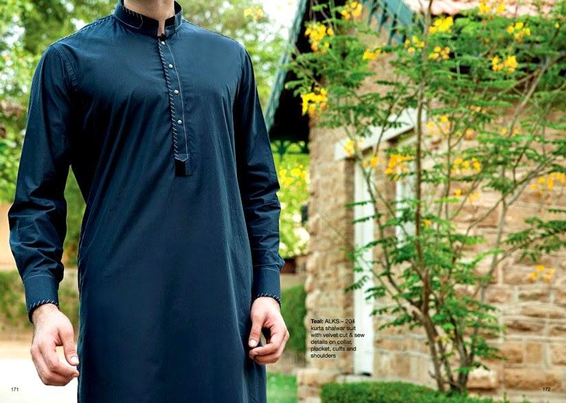Junaid Jamshed Men's Eid Collection-14