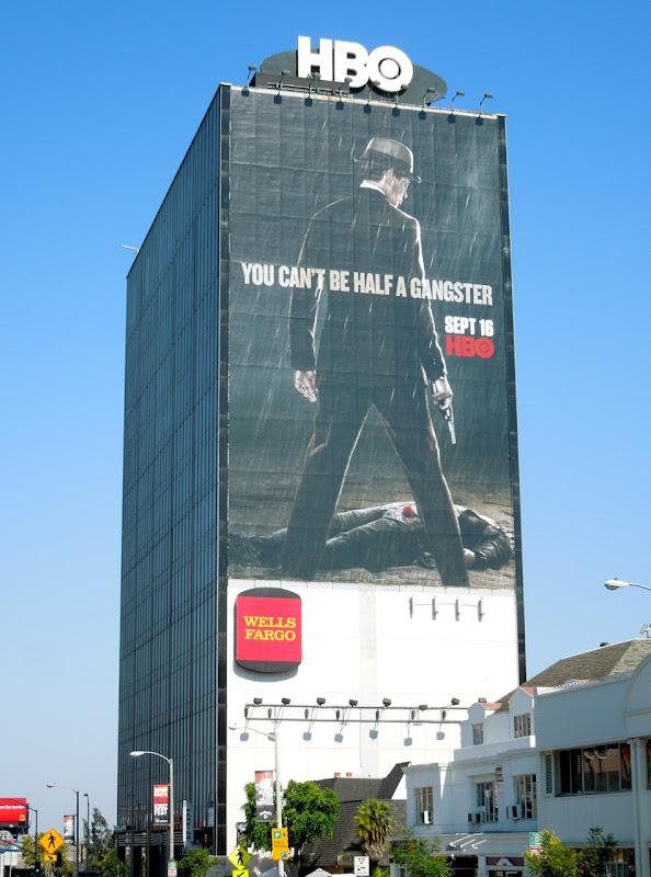 Giant Boardwalk Empire season 3 billboard