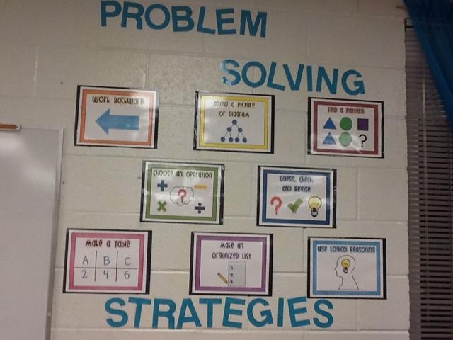 Problem Solving Strategy Work Backwards