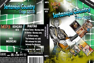 MP3 Sertanejo/Country Top 2015