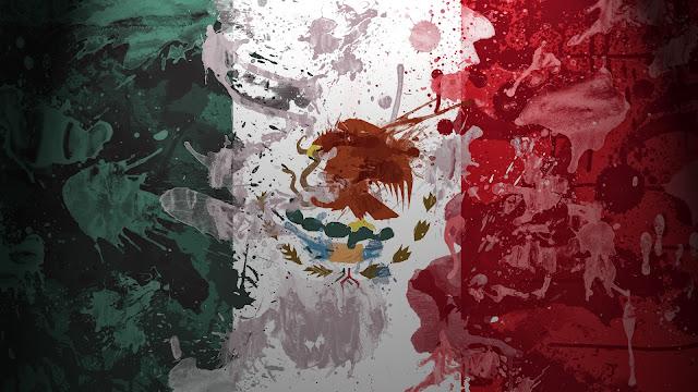 Bandera de Los Estados Unidos Mexicanos