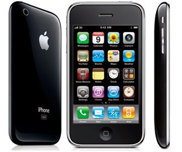 Spesifikasi Hp iPhone 3 GS