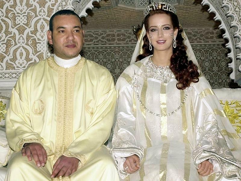 wediday, le mariage et des idées  La tradition des 7 robes