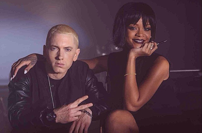 Eminem ft Rihanna - The Monster | La Canzone del Sabato #9