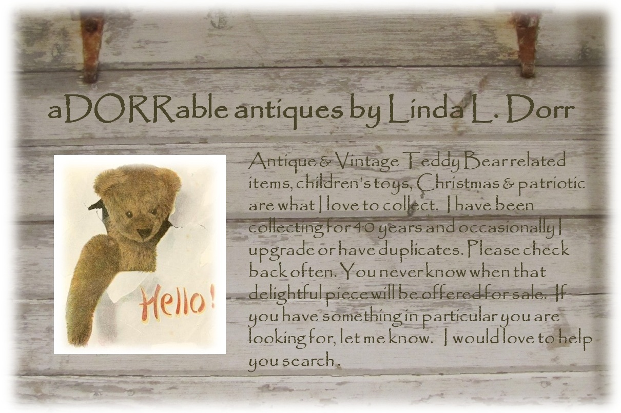 adorrable antiques by Linda L. Dorr