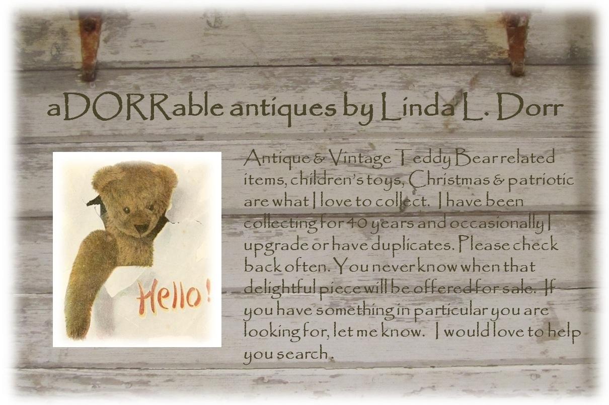 adorrable antiques by Linda L. Dorr