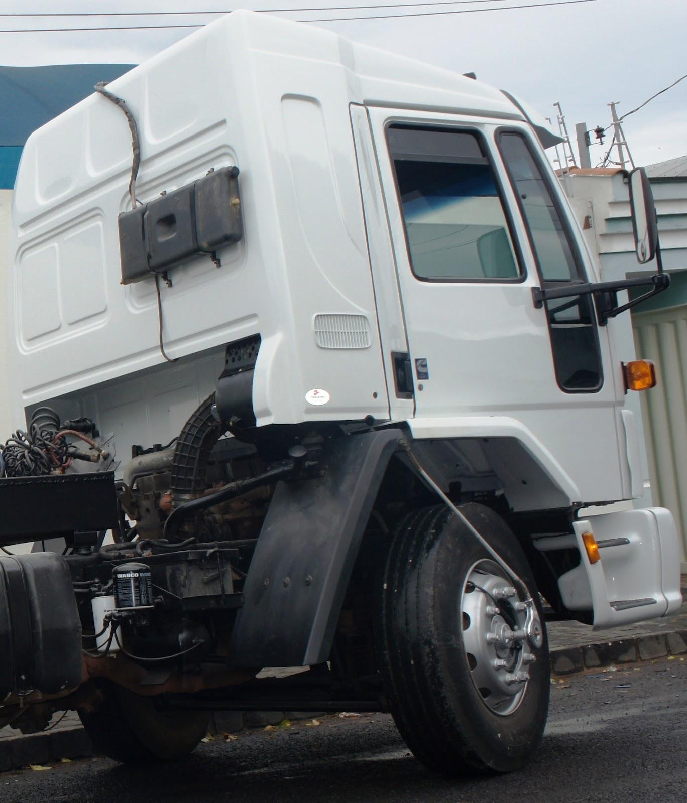 Cabine Semi Leito Ford Cargo