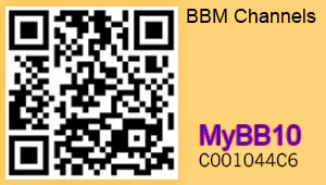 MyBB10 Channel