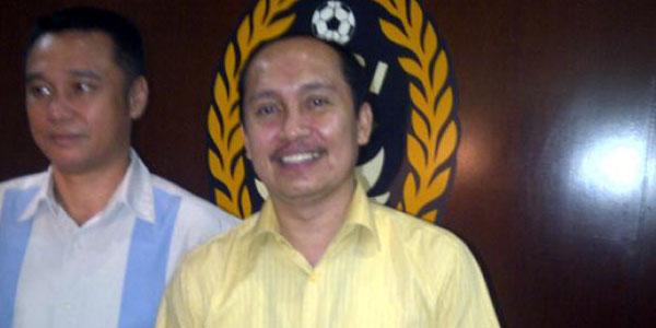 Hadiyandra : Rapat Exco PSSI Sah