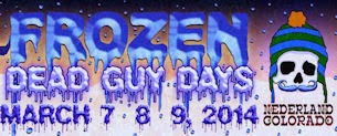 Frozen Dead Guy Days