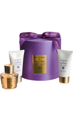 Acqua di Parma, Acqua di Parma Iris Nobile gift set, Acqua di Parma Luminous Body Cream, gift set, beauty gift set