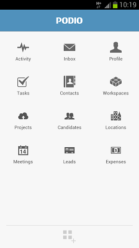 Podio App for Android