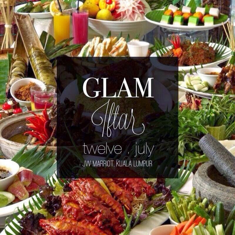 Glam Iftar, Iftar, JW Marriot KL, Buka Puasa, Lokasi berbuka puasa, Puasa 2014, Gathering, Glampreneurs, Azniza Arshad, Maisarah Ibrahim, Hanis Haizi, AuthentiCircle, Harnani Hadi, Usahawan Online, Bisnes Online, Aktiviti Glam, Kuala Lumpur, Putrajaya, Ramadhan Kareem 2014, Premium Beautiful Agent, Instagram, @aznizaarshad