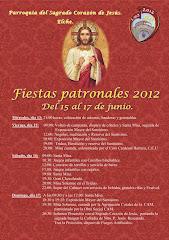 REVISTA FIESTAS CORAZÓN DE JESÚS