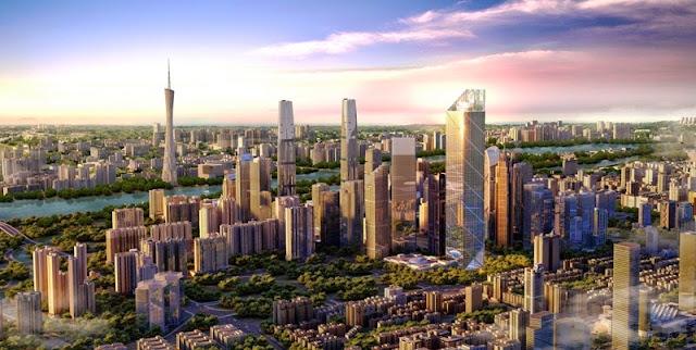 Hutong in Guangzhou, China
