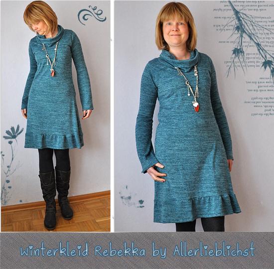 Winterkleid Rebekka by Allerlieblichst