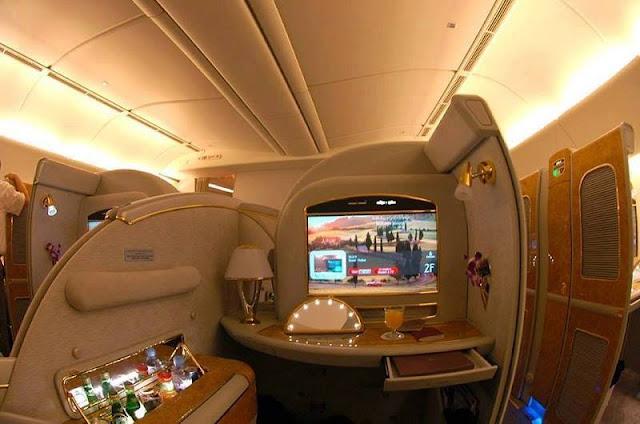 Design Indor Pesawat yang Paling Nyaman dan Menyenangkan di Dunia-9